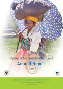 PMHP Annual Report 2009