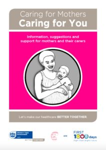 Information for moms, dads and carers